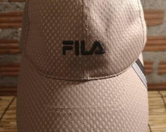 e2ea9c4c9cc Black fila hat