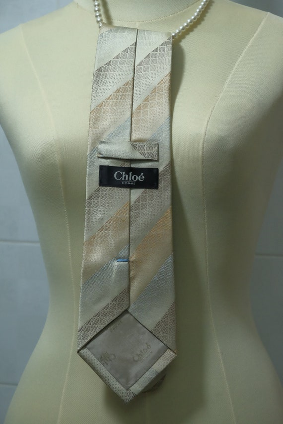 Vintage Chloé Ties