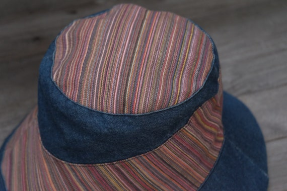 Hat Bucket Hat Inspired by Paul Smith  Colors, Den