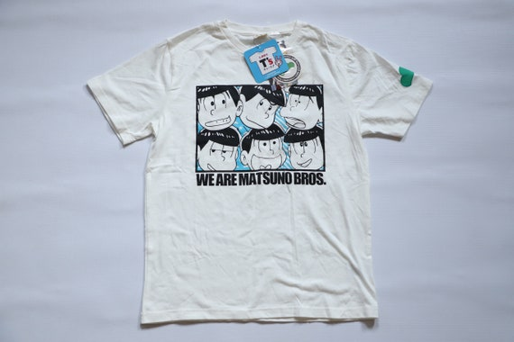 Matsuno Bros Anime, Cartoon,Tee Shirt, T-Shirt