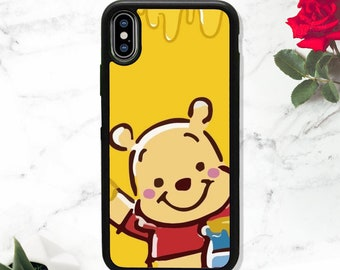 purchase cheap 11653 d10ff Pooh bear case | Etsy