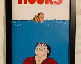 HOORS Rum Ham A4 Print - It's Always Sunny in Philadelphia