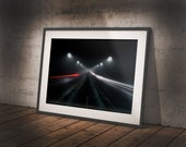 Light Trails Foyle Bridge | Derry - Londonderry | Derry Photos | Derry Prints