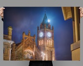 Print of The Guildhall Derry, Derry Photos