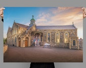 Print St Columba's Church, Long Tower, Derry Photos, Derry Prints, Irish Landscapes