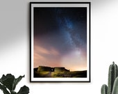 Perseids shooting stars with Milky Way | Downhill Demense | Derry Photos | Derry Prints | Irish Prints