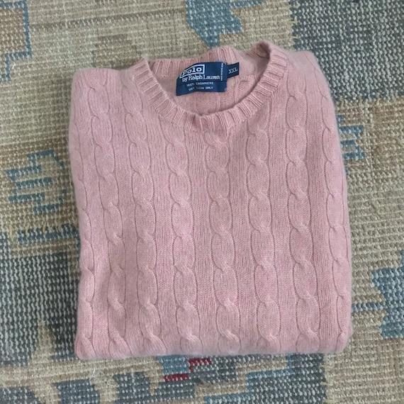 Vintage Ralph Lauren Cashmere Sweater Ralph Lauren