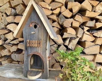 Bird Villa - Reclaimed Wood