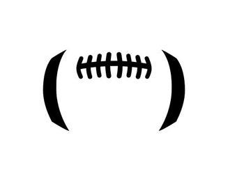 Football Logo Svg Football Templates Svg Football Icons Svg Monogram Frame Svg Football Svg Files Sports Icons Svg Sports Logos Svg
