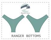 DIY Reversible Bikini Bottoms (3-in-1) Ranger PDF Sewing Pattern
