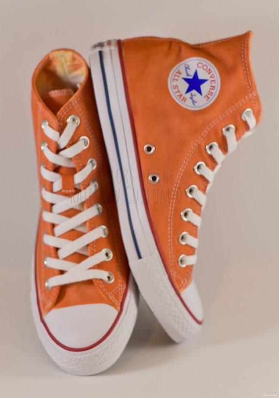 burnt orange converse Online Shopping