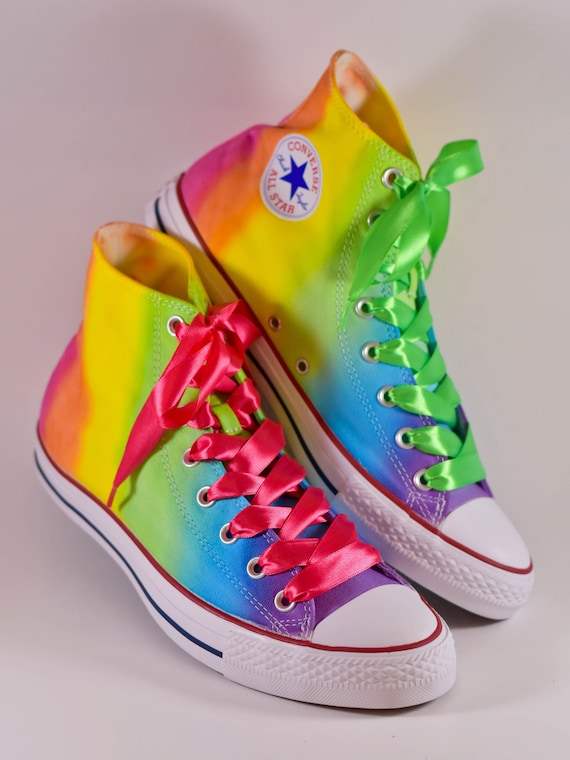 "Shoes Boots Satin Ribbon Shoe Laces 10mm w Trainers 3//8/"""
