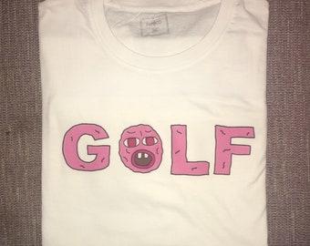 c687899e40e8 Golf Le Fleur Tyler The Creator Tee