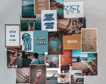Tezza Collage Kit Etsy