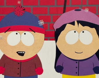 Wendy stan and Wendy Testaburger