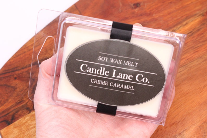 10+ Hours Per Cube 75gm Highly Scented 6 Clamshell Luxury 60+ Hours Scent Soy Wax Melt Gift Wrapped 100/% Soy Wax