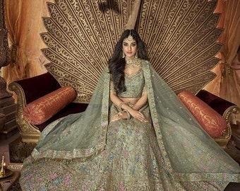 568edbba00 Bridal Replica Lehenga Choli