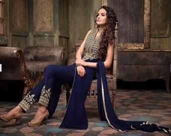 79dac8e650dd Indian Anarkali salwar kameez lehenga choli Pakistani suit women party wear  lhengha saree blouse indian clothing for women Anarkali Outfit