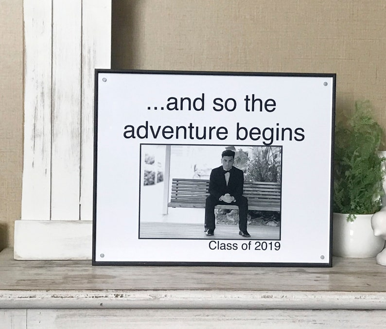 graduation gift for her Personalized graduation picture frame class of 2019 picture frame grad Graduation gift graduation gift for him
