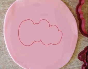 One cookie cutter, 6 cm x 10 cm, One Cookie Cutter