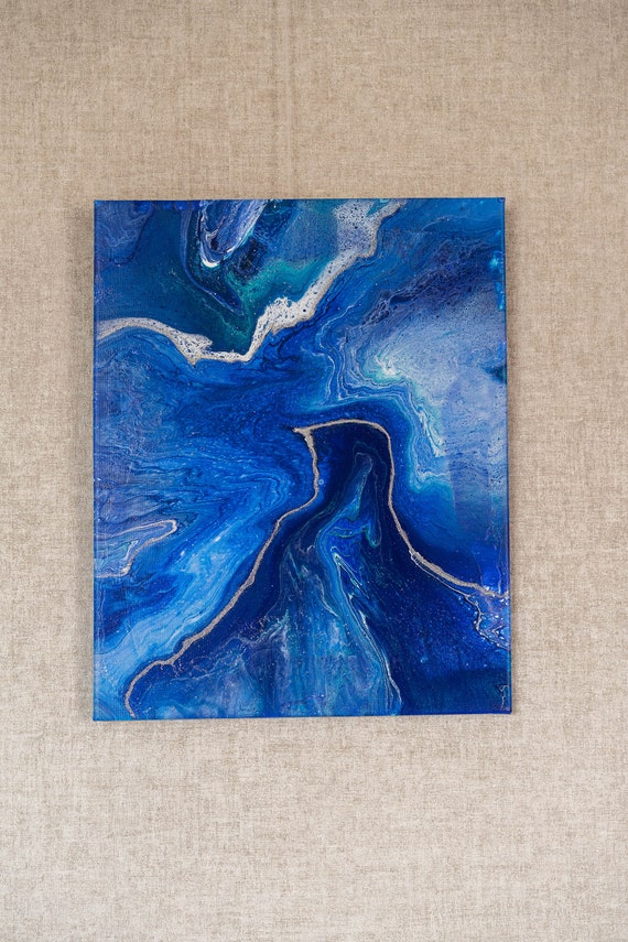 Abstract paintings 16x20 *Frame not included One of a kind