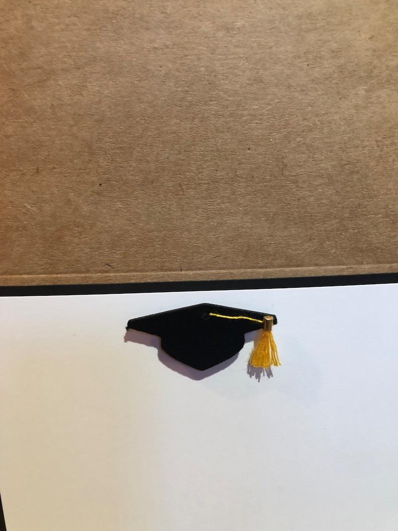 Set of 3 Handmade Graduation Cards