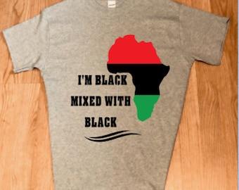 Black History T shirts, Black History Month, WordupTreasures, For Black History, Shirts For Black History Month