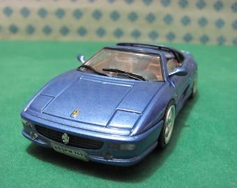 Ferrari Metal Vin PLate Display Plaque CMC F355 308 Replica 1//18 1//24 Testarossa
