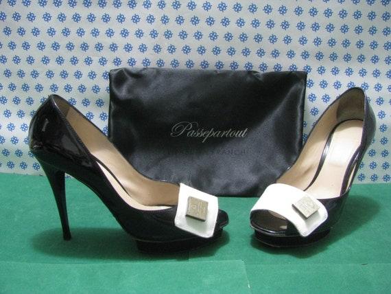 Vintage Women-Shoes women Passpartout décolletè, N