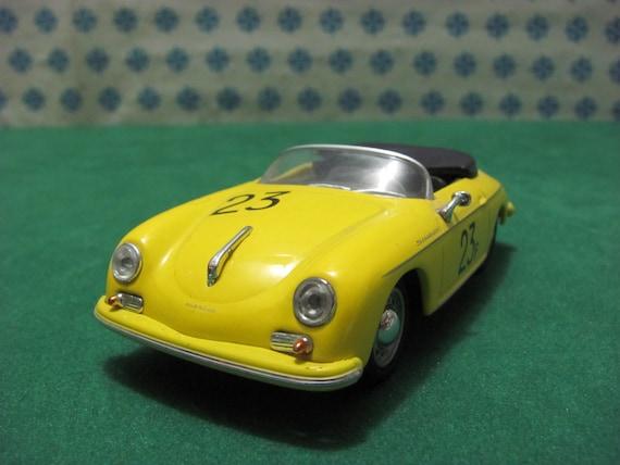 PORSCHE 356A CARRERA SPEEDSTER 1500 GS 1955 au 1//43°
