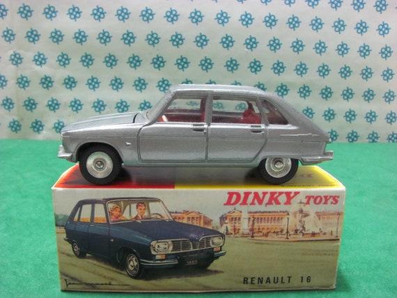 Renault 16-1965 Auto vintage 1//24 Diecast 14