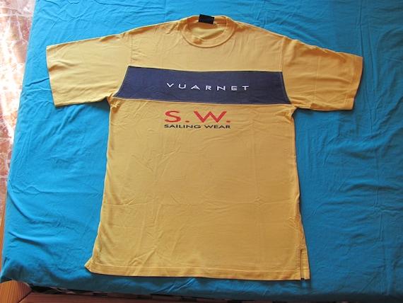 RARE Vintage T-shirt - VUARNET Sport Wear for Boat