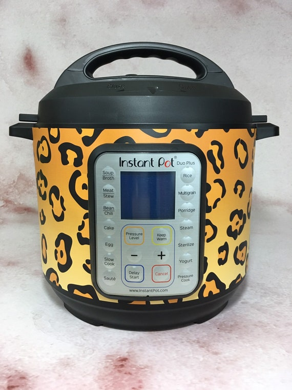 Handmade Beach Theme Cover for 6 Qt Instant Pot or Power Pressure Cooker