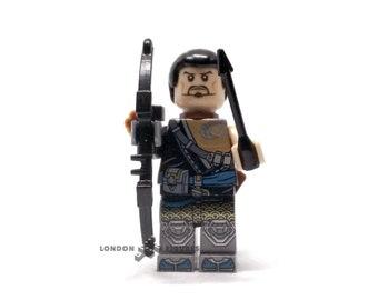 Overwatch Hanzo Minifigure