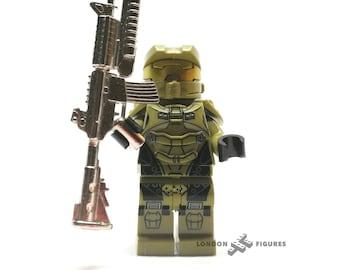 Halo Master Chief Minifigure