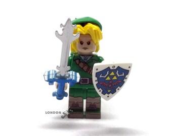 Link Legend of Zelda Minifigure