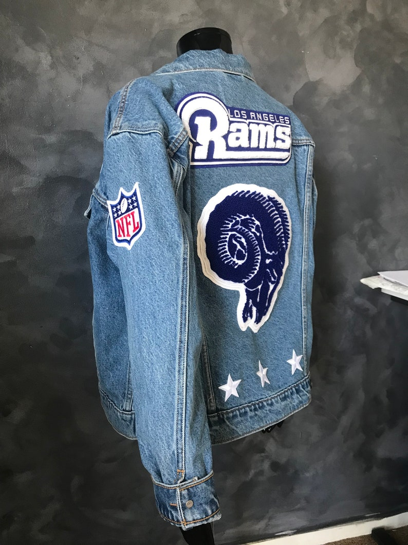 PERSONALIZED TEAM Inspired Fan custom JACKETS **Any Sports Team** custom made to order Personalized gift ideas Christmas gift ideas