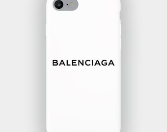 fe070c8913 inspired by balenciaga iphone case for X XS MAX 10 8 Plus + 7 6 6S 5 5S 5C  SE samsung S7 S8 S9 apple cover cell phone gift for woman fashion