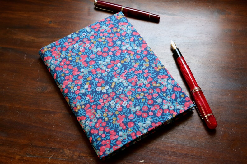A5 Cosmo Air Light X Liberty London Notebooks Different styles available