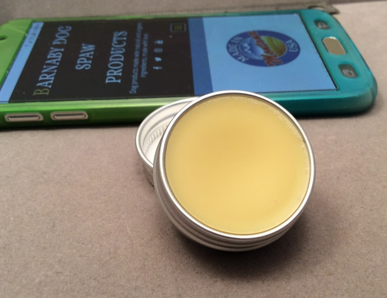 Moisturizer for dogs this balm soothes and is great for a pet image 0
