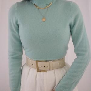 Cashmere turtleneck Grey cashmere womens turtleneck sweater Cashmere sweater Grey sweater KATE GREY Grey turtleneck Kaschmir Pullover
