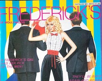 ca42b8be1 Fredericks Of Hollywood Catalog 1982