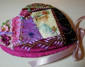 Crazy Quilt Heart Etui Digital Instruction Packet