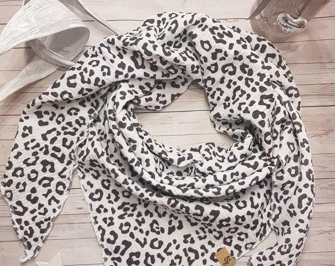 XXL scarf made of muslin