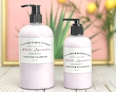 White Lavender All Natural Body Lotion