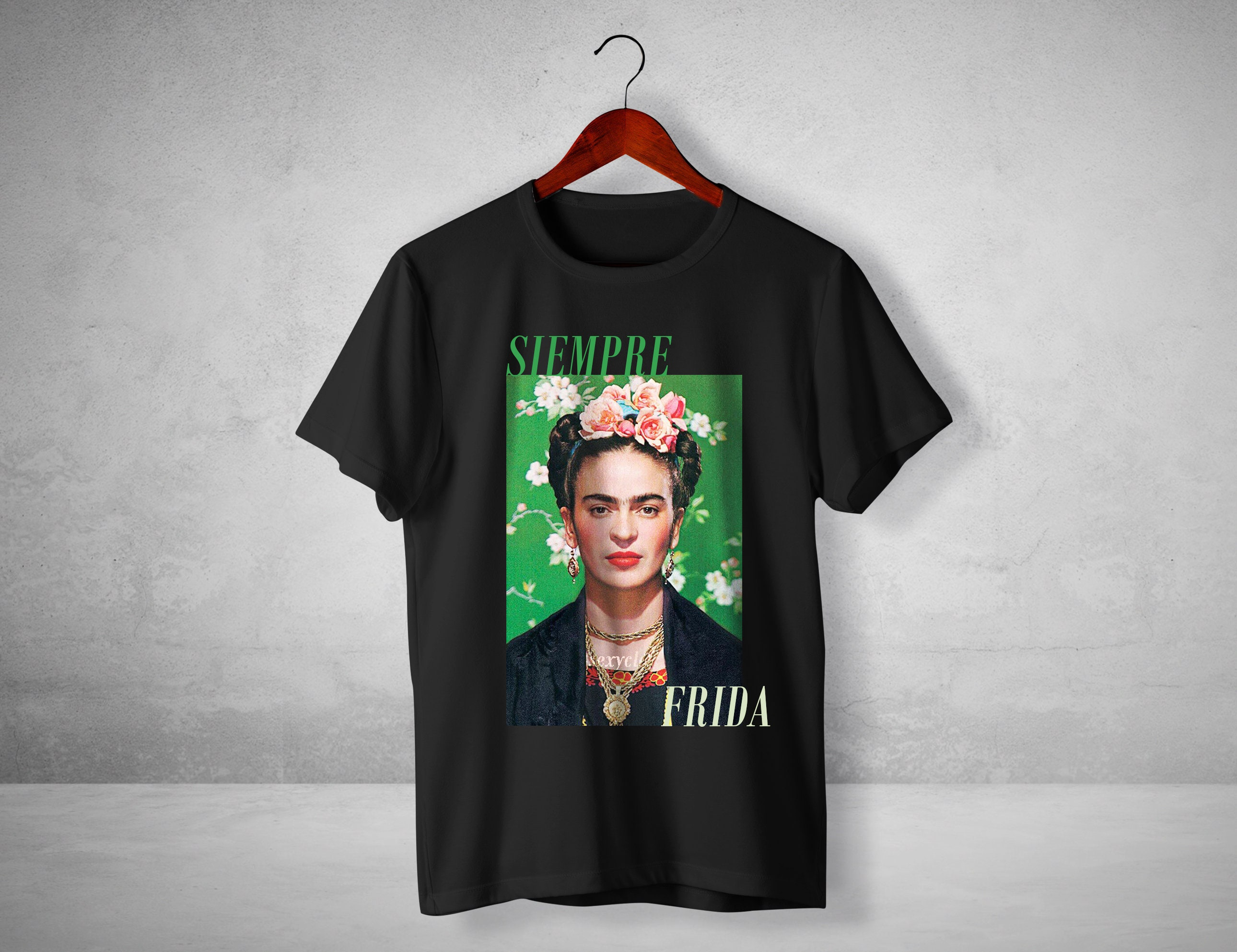 10ce60fda Trending now spring 2019 fashion! Frida Kahlo premium quality cotton crew  neck women t shirt, womens spring fashion top