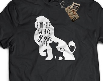 2931775c3 Funny Shirt Remember Who You Are T-Shirt Shirt Funny Food School Shirt T  Shirt Geek Mens Ladies Womens Kids