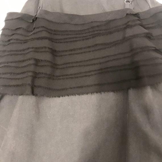 Rag and Bone black silk top, size 4 - image 6