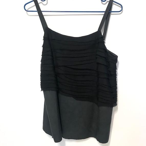 Rag and Bone black silk top, size 4 - image 9