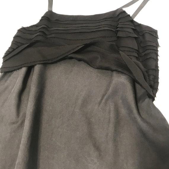 Rag and Bone black silk top, size 4 - image 4